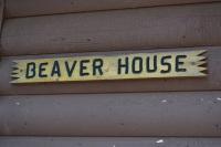Beaver-House-sign