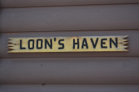 Loons-Haven-Sign